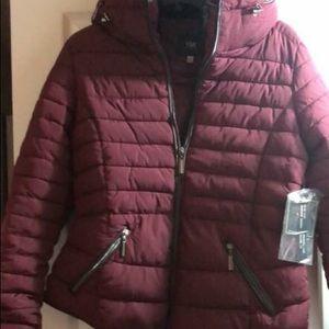 YMI soft puffer coat